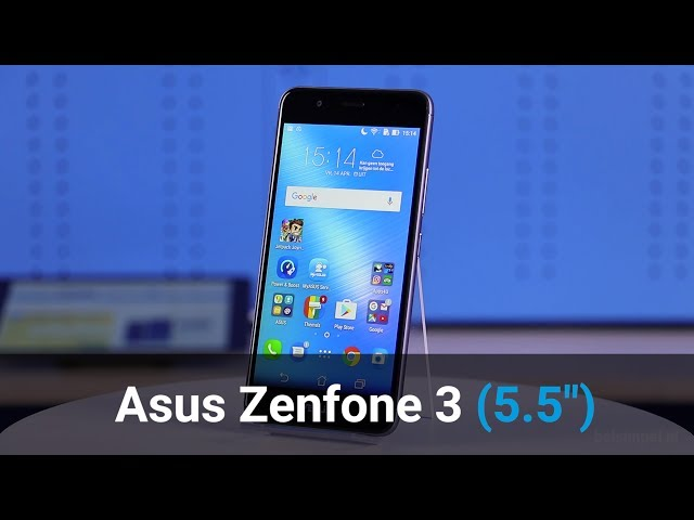 Belsimpel.nl-productvideo voor de Asus Zenfone 3 (5.5) Black