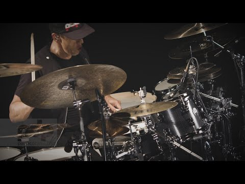 video PDP – Concept™ Maple – Satin Seafoam- 5-Piece Kit – Shell Pack