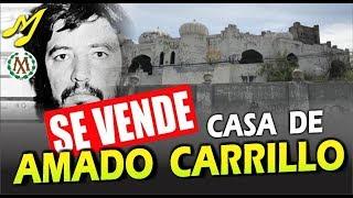 LA MANSIÓN DE AMADO CARRILLO CUÁNTO VALE?