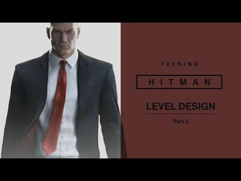 Om Hitman | Nivådesign