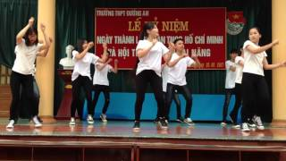 Bài nhảy cực chất của học sinh thpt