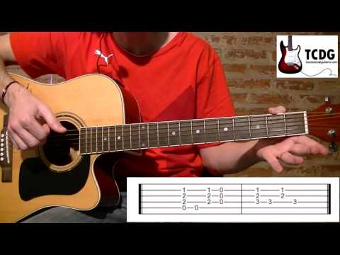 Baixar Como tocar Let it be en guitarra acústica (The Beatles): Tutorial TCDG