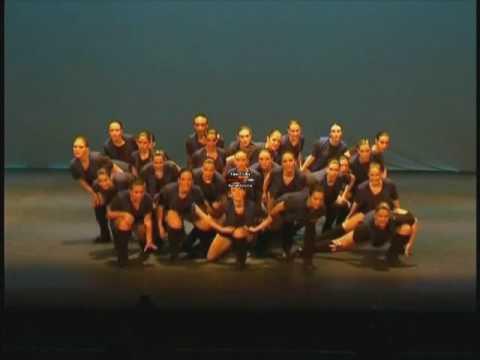 Coreografia Hip Hop Estudio de Danza Paloma