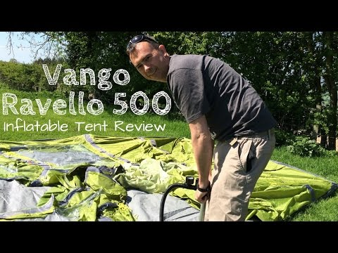video A great weekender: The Vango Ravello 500