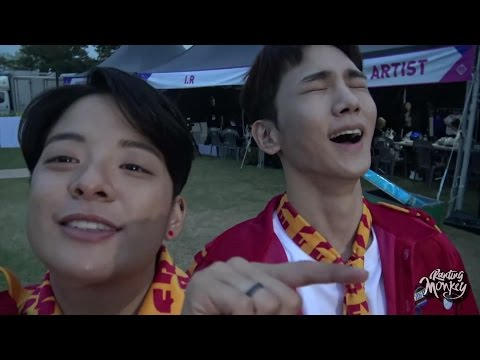 161007 Amber's Ranting Monkey EP12 SHINee Key CUT 1080P