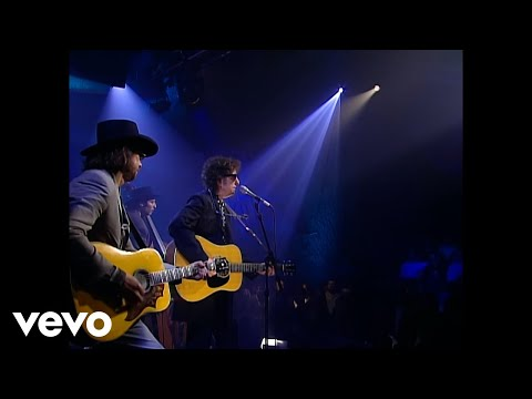 Bob Dylan - Knockin' On Heaven's Door (Unplugged) - YouTube