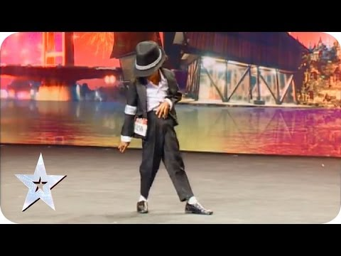 Semifinalist 48 - Kingsley Little MJ di Indonesia's Got Talent