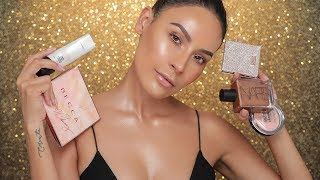 WORLD'S BEST GLOW PRODUCTS?! | DESI PERKINS