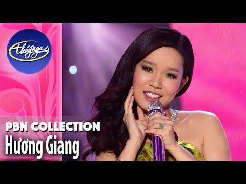 PBN Collection | Hương Giang & Những Tình Khúc Sâu Lắng