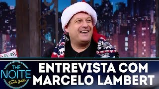 Mix Palestras | Marcelo Lambert no The Noite