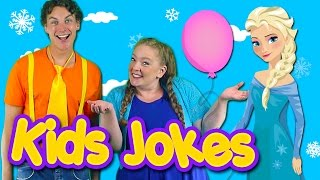 20 Kids Jokes! Funny Jokes for Children | Bounce Patrol