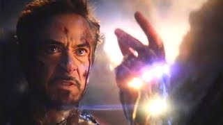 WHY TONY HAD TO SNAP (and couldn't just use one stone to defeat Thanos) - Avengers Engame Explained