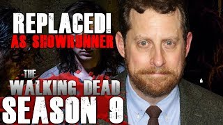 The Walking Dead Season 9 - Scott Gimple Replaced as Showrunner!