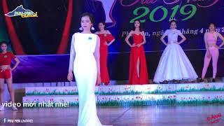 Phần Thi Trang Phục Tự Chọn Nữ Sinh Duyên Dáng Tài Năng Phú Yên 2019