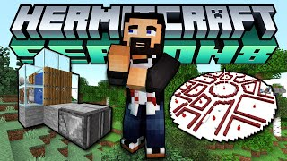 Hermitcraft 8 Episode 2: Teleporters, Deals And Plans!