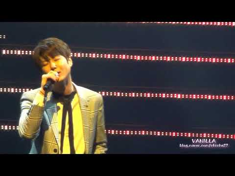 170917 신혜성 Serenity 콘서트 -  Take Me To Your Heart