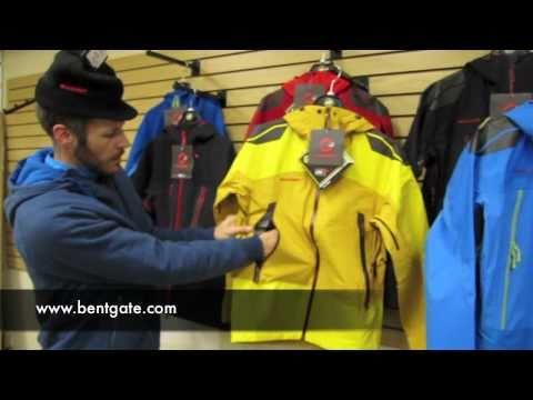 bentgate.com presents Mammut Jackets Winter 2010/2011