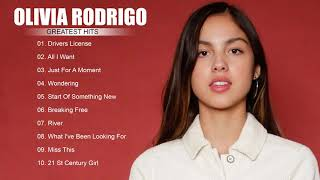 Olivia Rodrigo Greatest Hits Full Album - Olivia Rodrigo Best Songs of playlist 2021