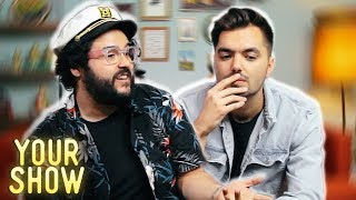 Two Men have a Meaningful Conversation about Divorce | YOUR SHOW