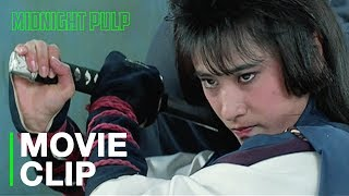 How to Kung Fu Western with samurai & martial artists   Clip from 'Millionaires Express' [HD]
