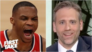 First Take reacts to Russell Westbrook breaking Oscar Robertson's triple-double record