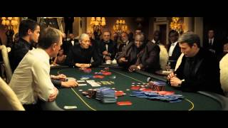 Casino Royal - James Bond gana la partida