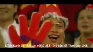 Top 10 khoảnh khắc KHÔNG BAO GIỜ QUÊN của bóng đá Việt Nam