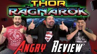 Thor: Ragnarok Movie Review