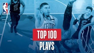 Top 100 Plays: 2018 NBA Season