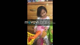 Paw Patrol ( marshall and sky ) abc song and humpty dumpty