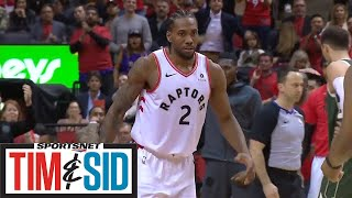 Kawhi's Playoff Contributions Amongst NBA's Best w/ Doris Burke | Tim and Sid