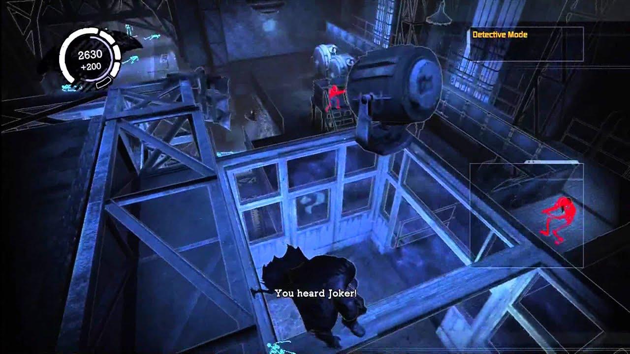 Batman Arkham Asylum W...