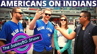 What AMERICANS know of INDIA - The QUIZ | Shudh Desi Street Show - Ep 5 | Americans on India
