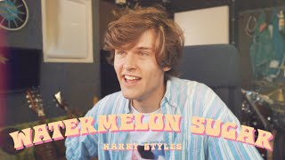 Remaking WATERMELON SUGAR in ONE HOUR!   ONE HOUR SONG CHALLENGE
