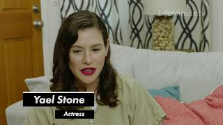 """Orange is the New Black"" Star Yael Stone Surprises Fan"