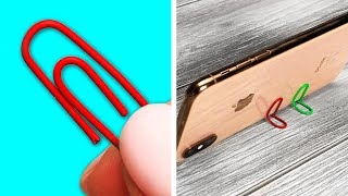 25 SUPER SIMPLE LIFE HACKS THAT WILL SAVE YOUR DAY