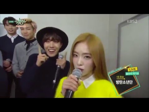 BTS X RED VELVET FUNNY INTERACTIONS