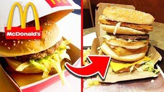 10 Most Insane Fast Food Secret Menu Items