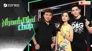 """Trường Giang """" Không Ai Dám Mời HariWon Làm MC GameShow Vì Giọng Lớ""""   Nhanh Như Chớp   Tập 1"""