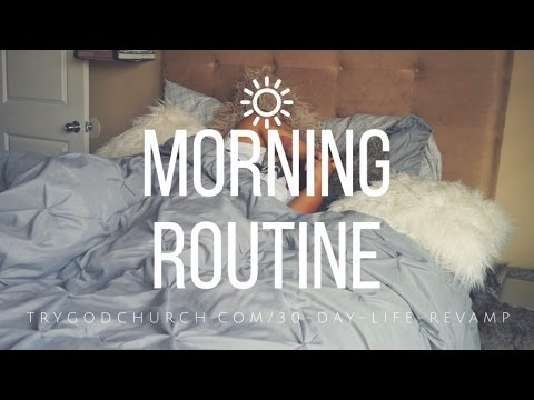 Christian Girl Morning Routine with God | How to start your day off right with Bible | Put God First