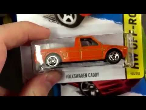 Hotwheels Kday event February 2015. Treasure hunts and the NEW VW ...