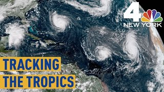 Hurricane Season 2019: What to Expect As the Atlantic Storm Season Begins | NBC New York