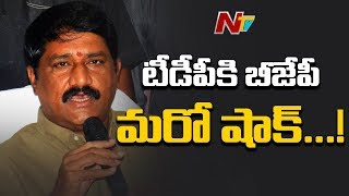 Ganta Led 16 TDP MLAs To Join BJP?..