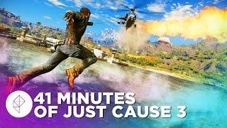 Just Cause 3 - 41 perc játékmenet