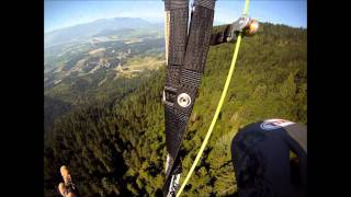 Paragliding in bc canada