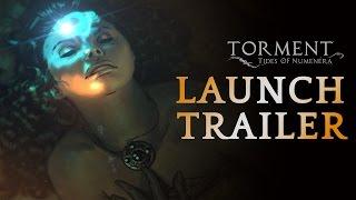Torment: Tides of Numenera - Megjelenés Trailer