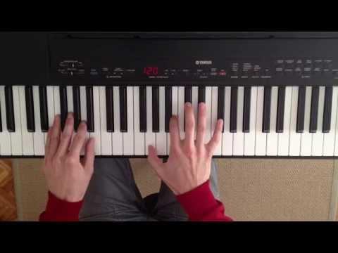 Cómo tocar la pantera rosa en piano. Tutorial y partitura