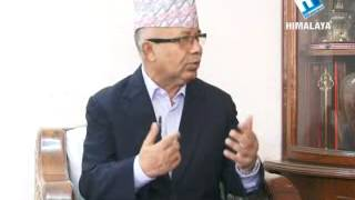 Madhav Kumar Nepal  – The RD Show
