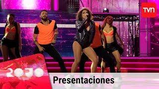 "Michu Ríos cantó ""Cuando Te Besé"" de Becky G, Paulo Londra | Rojo"