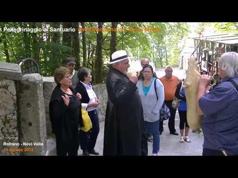 Pellegrinaggio al Santuario di Novi Velia